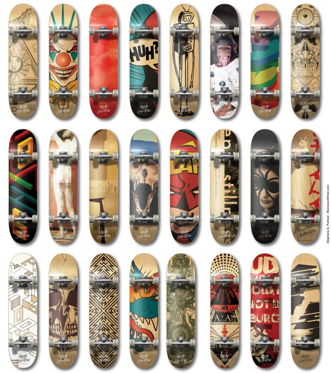 SkateCollection
